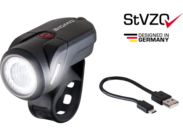SIGMA SPORT Aura 35 Luz Delantera USB
